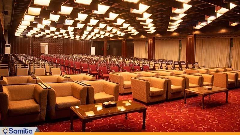 سالن کنفرانس هتل پارس اهواز
