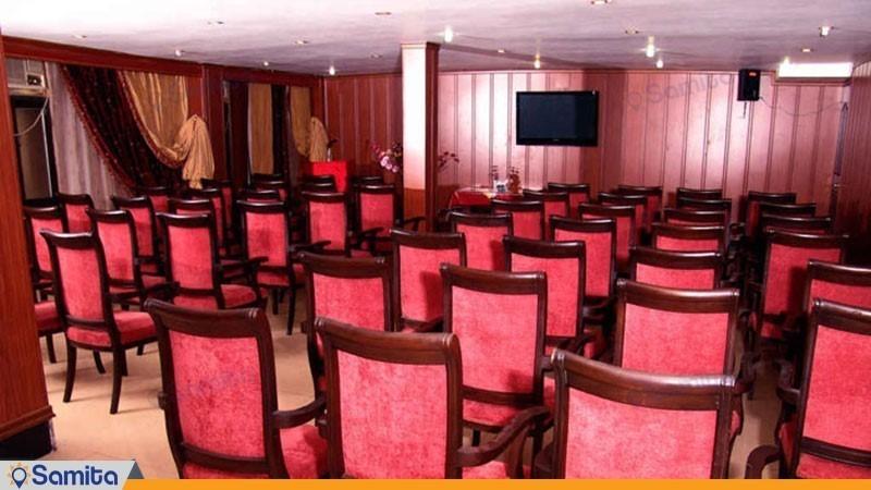 سالن کنفرانس هتل پرشیا اهواز