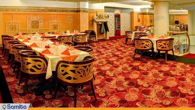 رستوران پردیسان هتل امیر کبیر اراک