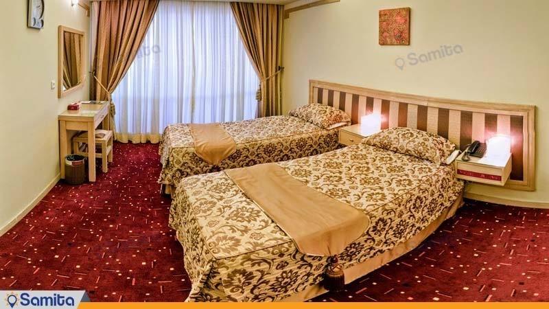 سوئیت جمهوری هتل امیر کبیر اراک