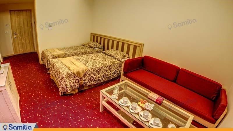 سوئیت کوچک هتل امیر کبیر اراک