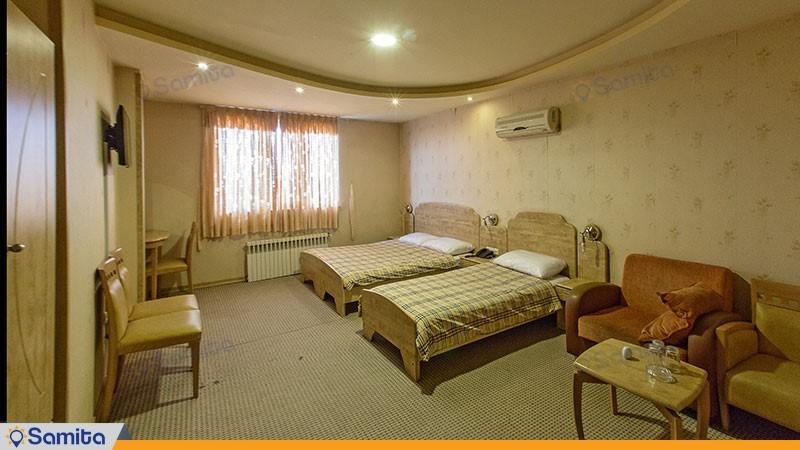 اتاق سه نفره هتل سبلان