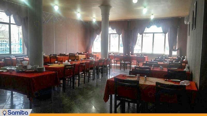 رستوران مهمانسرای جهانگردی اردستان