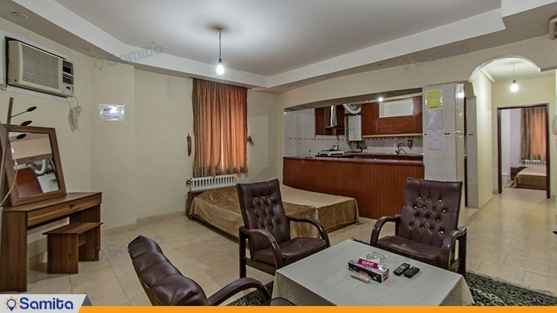 سوئیت پنج نفره هتل آپارتمان ایساتیس آستارا