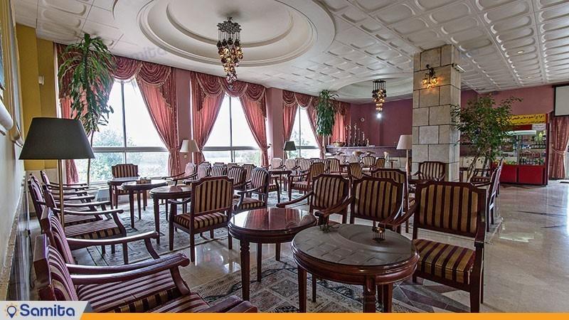 لوبي فندق اسبيناس آستارا