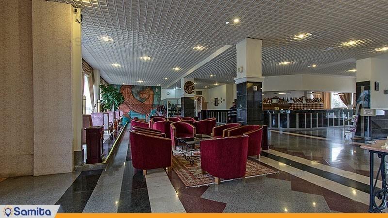 لوبي فندق اسبيناس استارا