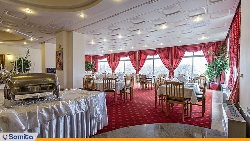 مطعم فندق اسبيناس آستارا