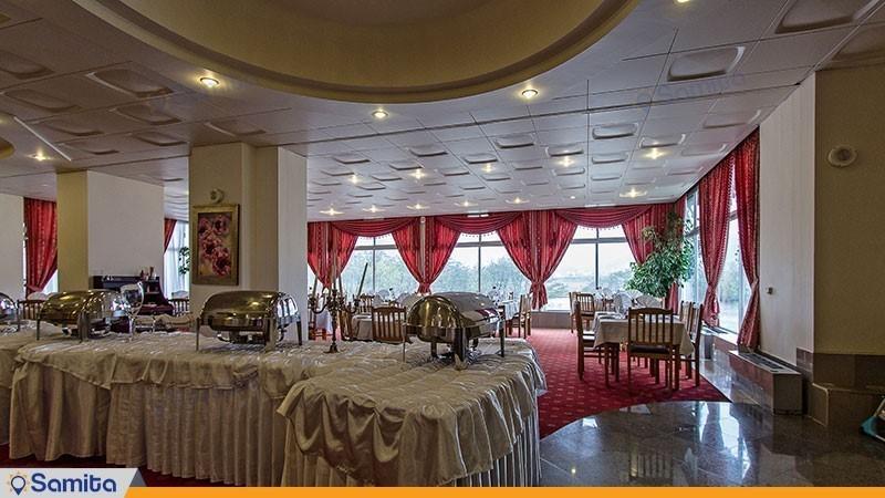 رستوران هتل اسپیناس آستارا