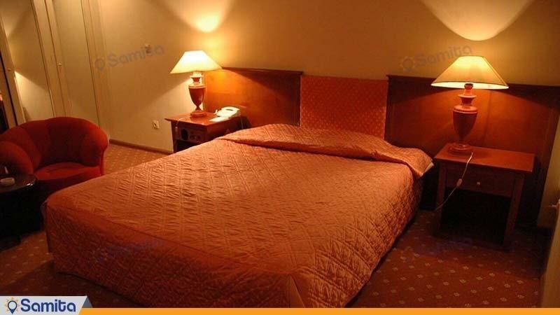 اتاق دبل هتل پارسیان آزادی بم