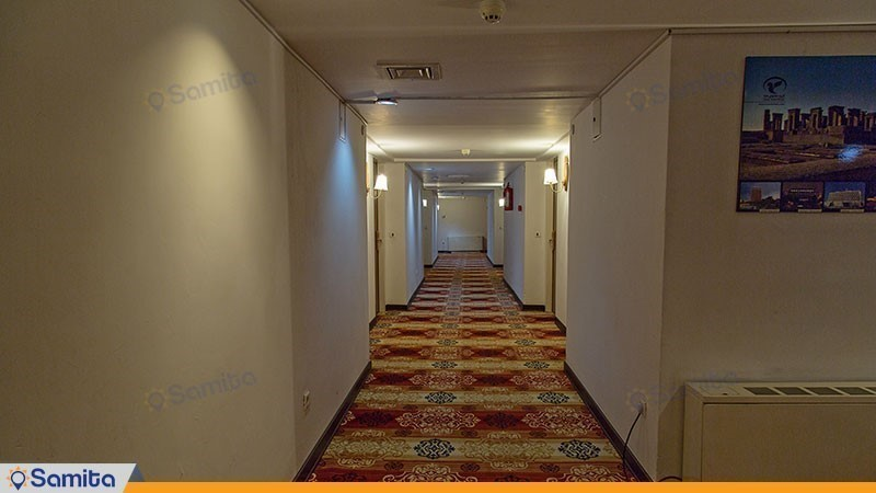راهرو هتل هما بندرعباس
