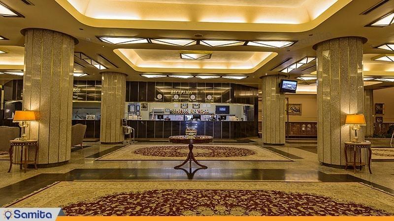 لابی هتل بین المللی هرمز