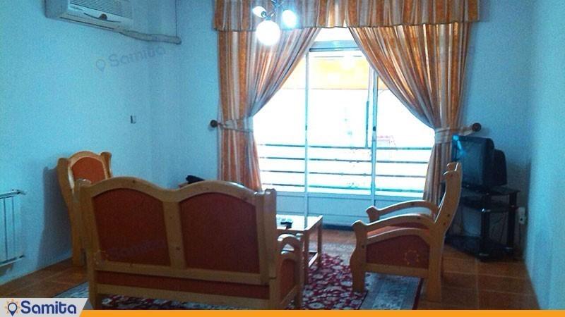 اتاق هتل امیران