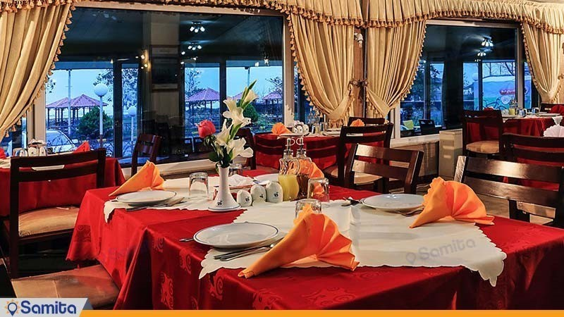 رستوران هتل جهانگردی نمونه