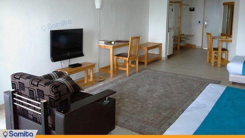 اتاق سه تخته هتل ملل
