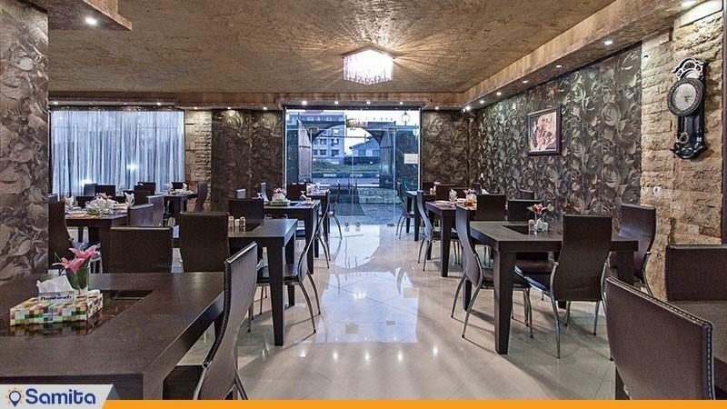 رستوران هتل الماس بندر انزلی