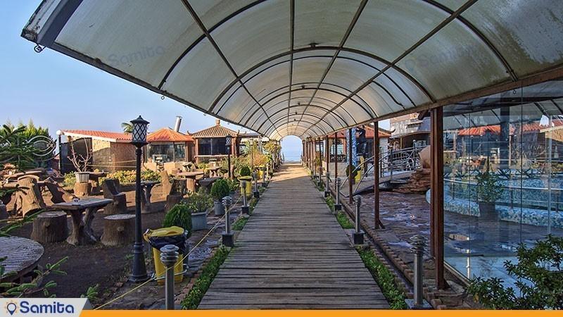 رستوران ساحلی هتل دلفین