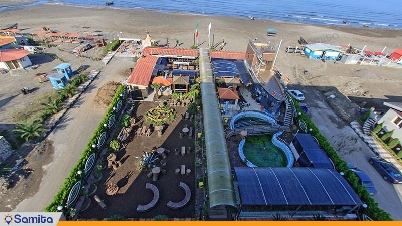 نمای هتل دلفین