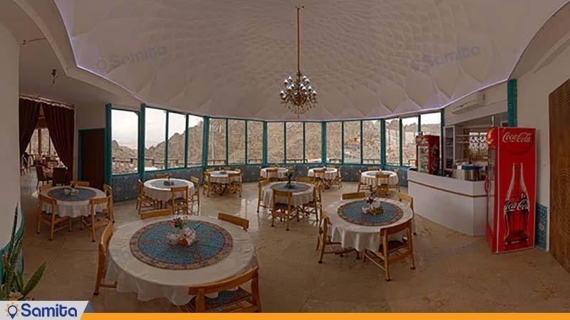 کافی شاپ هتل بزرک کوهستان