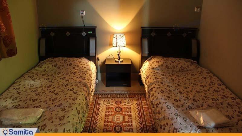 آپارتمان دو خوابه چهار نفره هتل هیرون