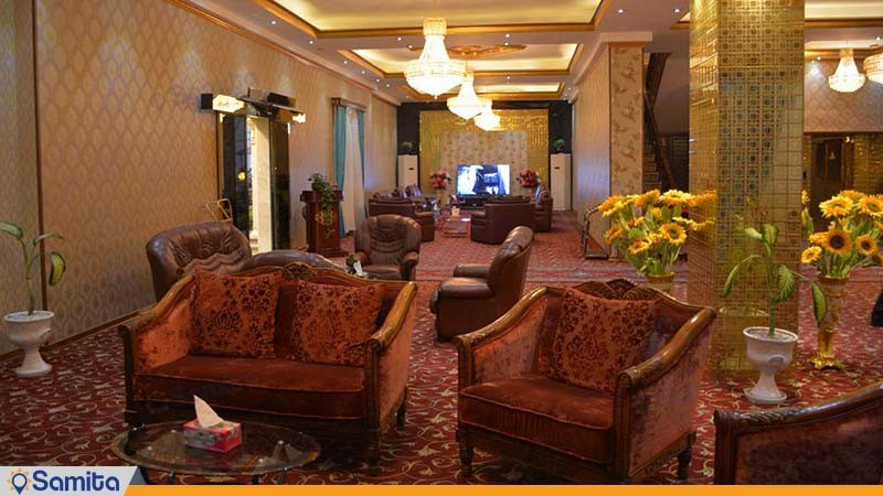 لابی هتل بین المللی فردوس
