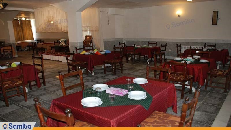 مطعم فندق جهانكردي داران