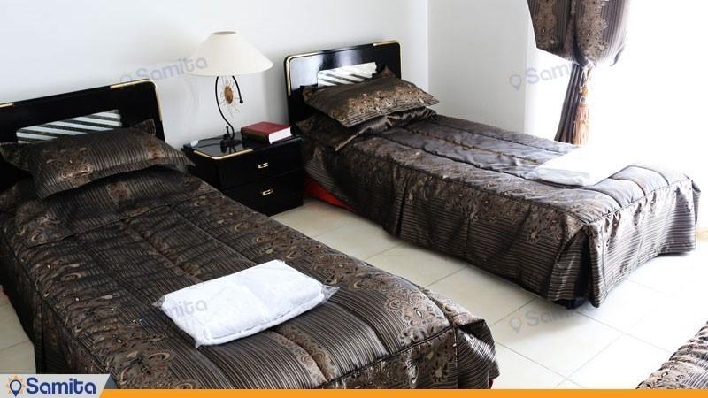 اتاق دو تخته هتل گاجره
