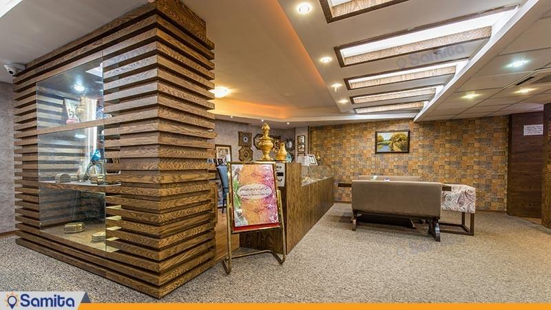غرفه صنایع دستی هتل آوین