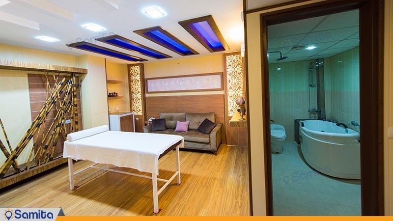 اتاق ماساژ هتل آوین