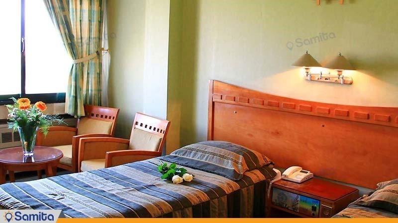 اتاق دو تخته هتل آزادی