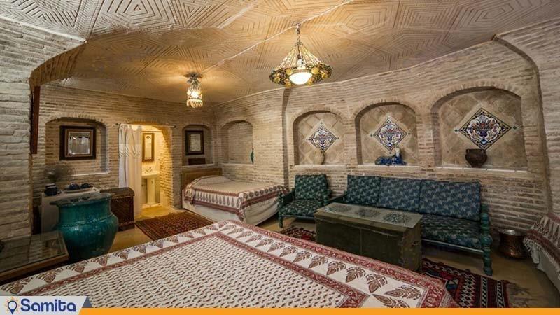 غرفة حجره فندق تقليدي بخردي