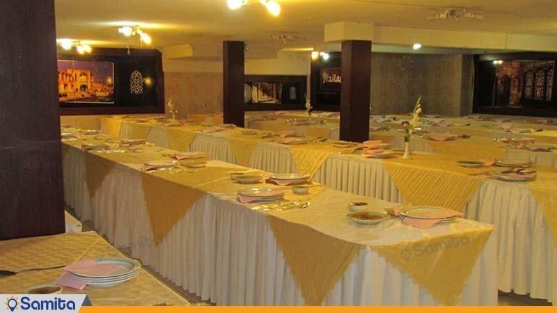 قاعة الاحتفالات فندق اصفهان