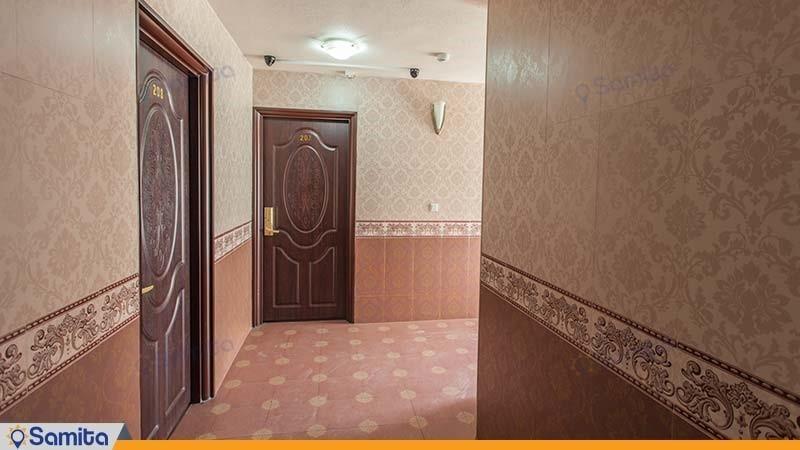 راهرو هتل جمشید اصفهان