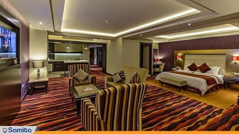 Kowsar Parsian Hotel Firoozeh Building Royal Suite