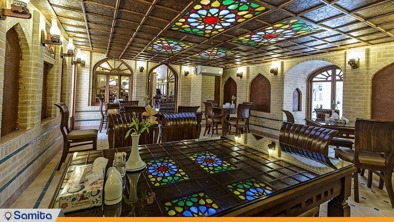 Kowsar Parsian Hotel Traditional Teahouse