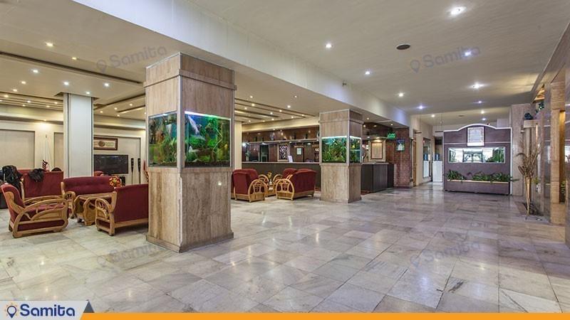 لابی هتل پارسیان سوئیت