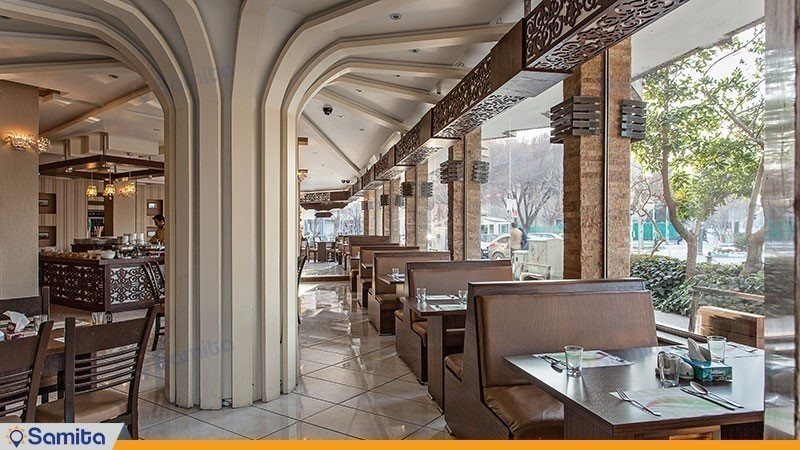 Suite Parsian Hotel Restaurant
