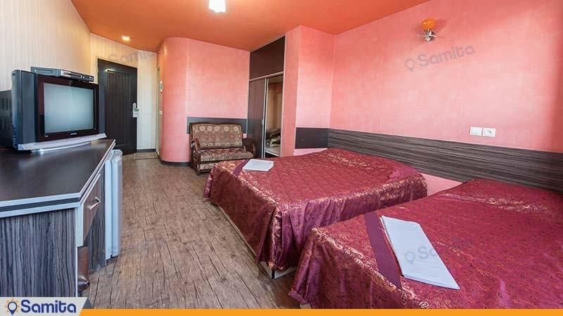 اتاق سه نفره هتل صبا
