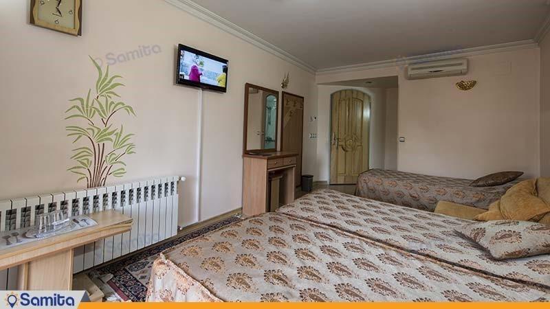 اتاق سه نفره هتل صفوی