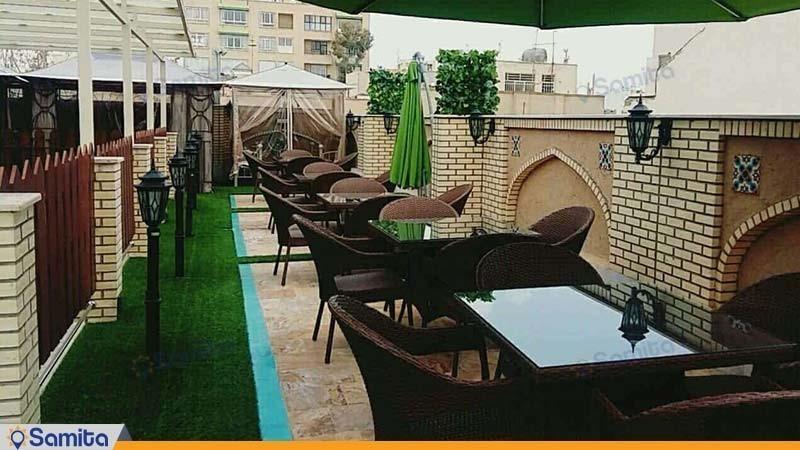کافی شاپ و رستوران هتل سنتی اردیبهشت