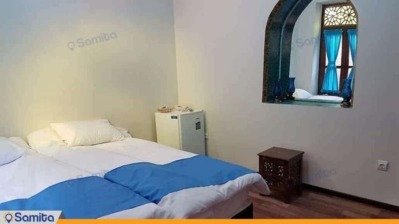 اتاق دو تخته هتل سنتی اردیبهشت