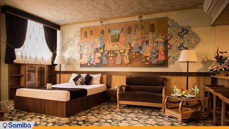 جناح فندق ستاره