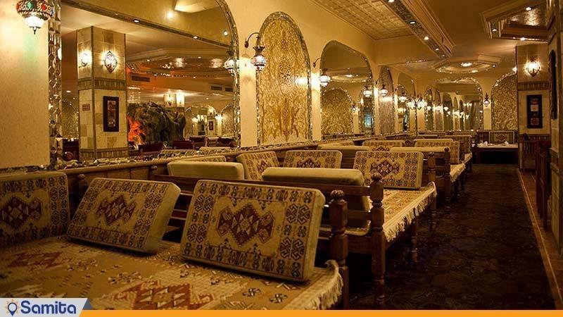مقهى تقليدي فندق ستاره
