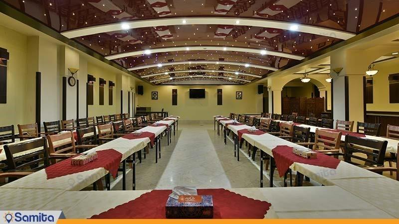 سالن کنفرانس هتل شیخ بهایی