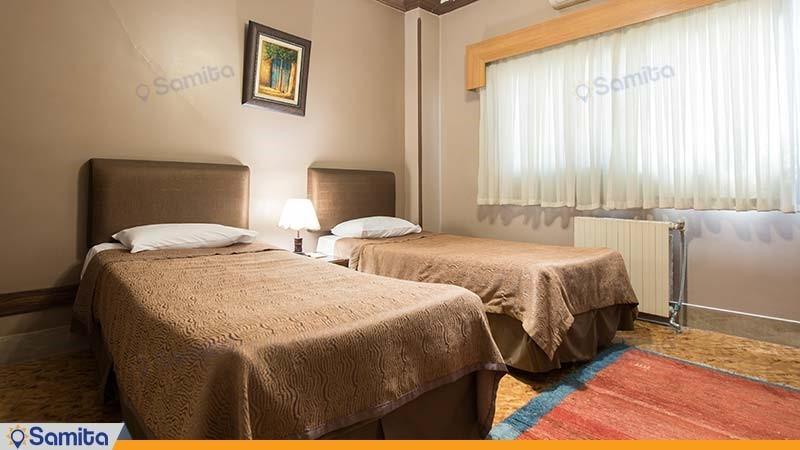 اتاق دو تخته هتل توریست