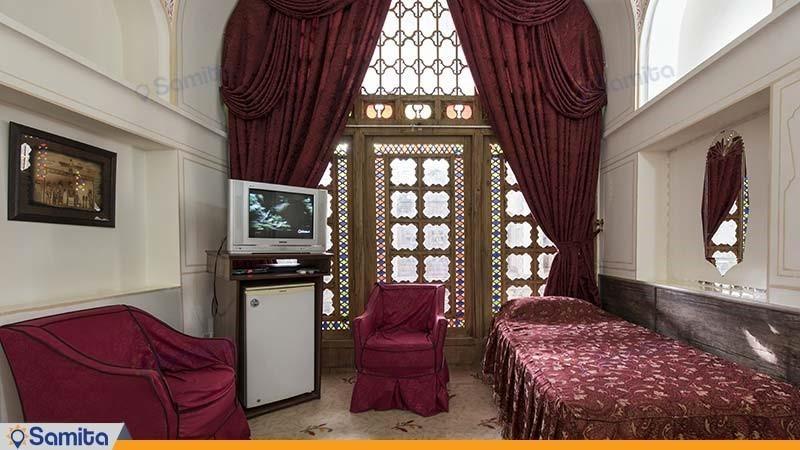 غرفة ثلاثية فندق تقليدي