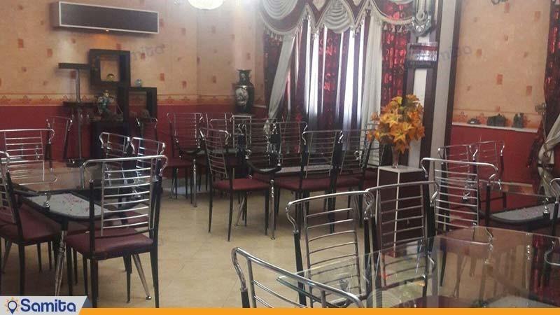 رستوران هتل میر عماد