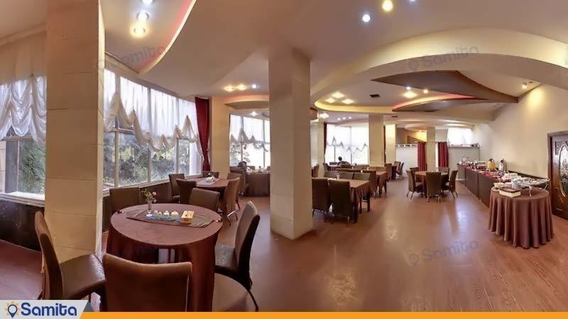 رستوران هتل شهاب ناهار خوران