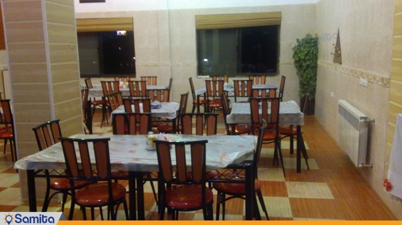 رستوران هتل زیارت