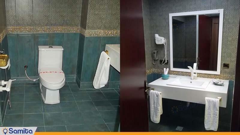 سرویس بهداشتی هتل پارسیان بوعلی