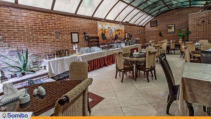 رستوران هتل پارت